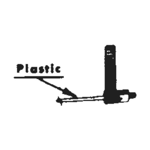 Electro Voice 2614 Stylus : Brand:Tonar, Info:Aftermarket Stylus, Stylus:Dual Sapphire 78RPM Mono + Diamond Stereo
