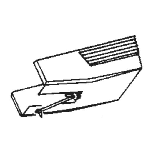 Hitachi DS-ST-33 E Stylus : Brand:Tonar, Info:Aftermarket Stylus, Stylus:Elliptical
