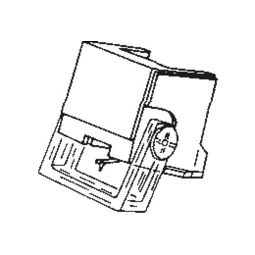 Sharp STY-140 Stylus : Brand:Tonar, Info:Aftermarket Stylus, Stylus:Spherical